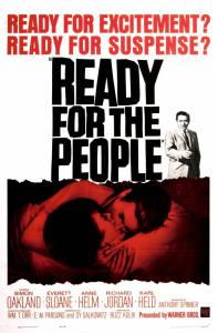 Ready for the People (ТВ) (1964)