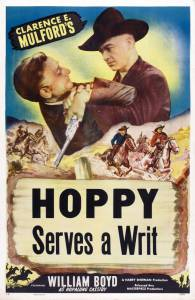 Hoppy Serves a Writ (1943)