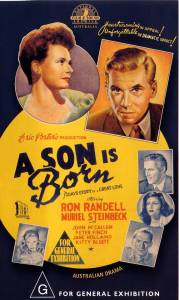 A Son Is Born (1946)