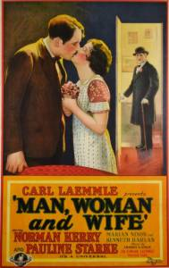 Man, Woman and Wife (1929)
