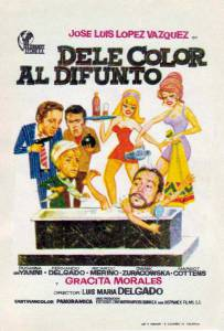 Dele color al difunto (1970)